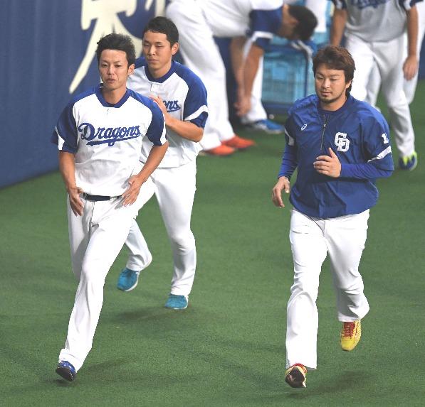 中日浅尾、DeNA石田を登録/23日公示 - プロ野球公示 : 日刊スポーツ
