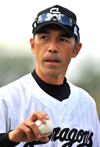 中日和田が全体練習初参加「1歩進んだ」