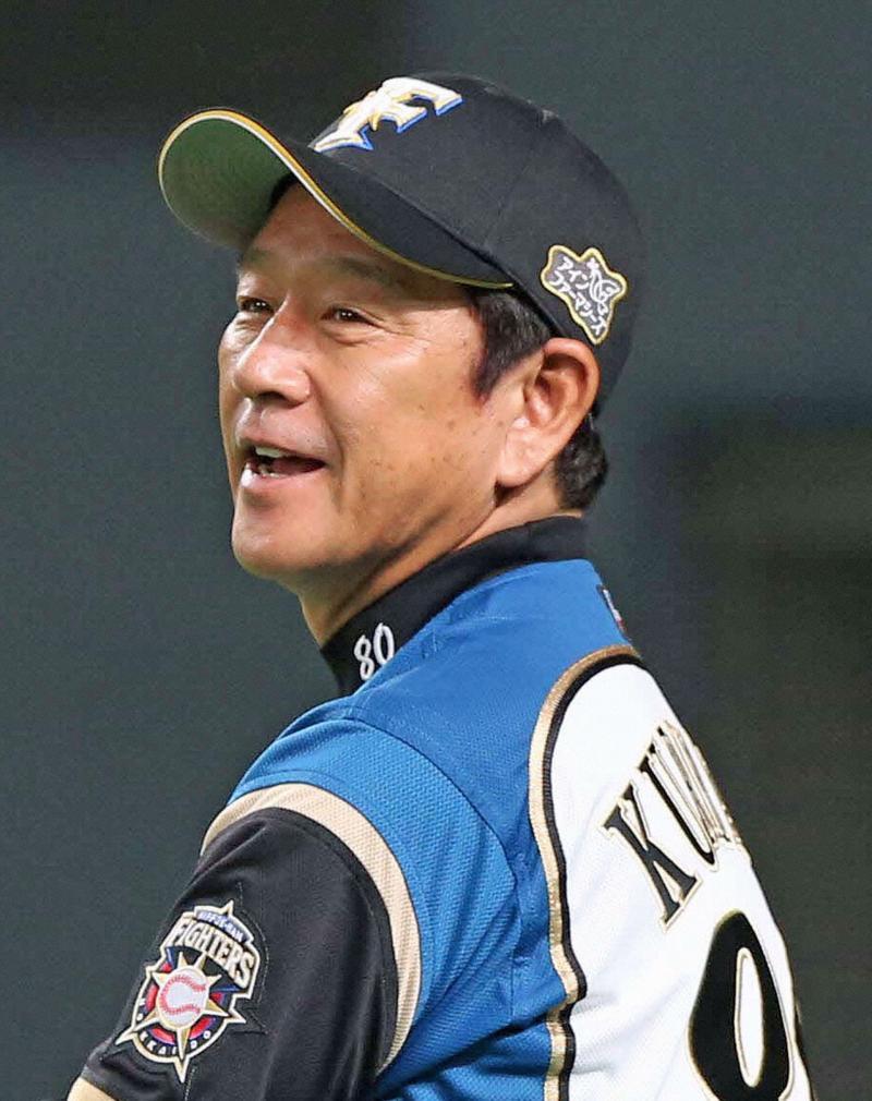 nikkansport.com @ mobile日本ハム栗山監督続投、時機見て5年目要請受諾確実
