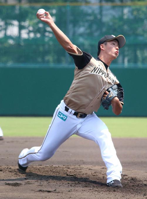 カイエン青山が2軍戦に先発 5回4失点11被安打で降板