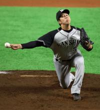 阪神青柳ローテ入り濃厚も課題 完璧投球のち乱調 - 野球 : 日刊スポーツ