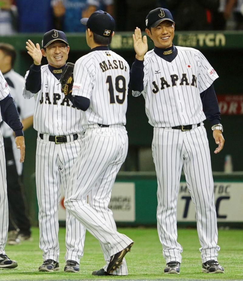 侍日本3位/主な国際大会の日本代表成績一覧