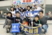 【nikkan】 ナゴヤドームに朝から熱心なファン集まる