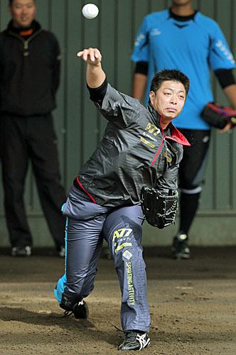 巨人高木勇「投手会」でハートわしづかみ