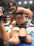 後藤IWGP前哨戦で武藤に猛攻/全日本