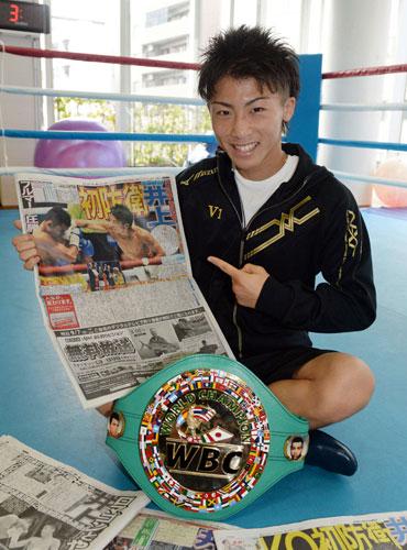 井上尚弥「ロマゴンに初黒星つける」 - 格闘技ニュース : nikkansports.com