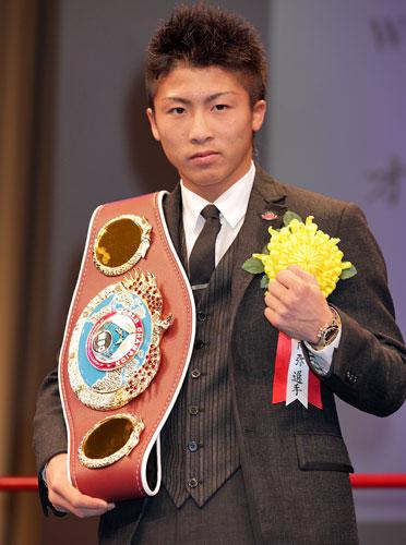 井上尚弥が1位アローヨとのV1戦望む - 格闘技ニュース : nikkansports.com