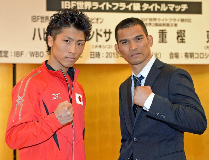 井上尚弥も自信満々「これまでで一番の仕上がり」 - ボクシング : 日刊スポーツ