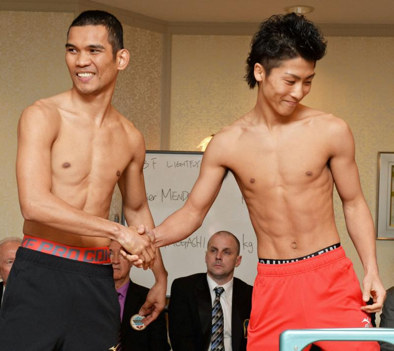 井上尚弥が初防衛戦の前日計量で豪快KO決着宣言 - ボクシング : 日刊スポーツ 日刊スポーツの