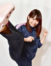 SKE松村香織/いろいろと発見できた1年!楽しみ - AKB48 : 日刊スポーツ