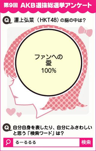 【HKT48】運上弘菜ちゃん応援スレ☆10【なっぴ/4期研究生】©2ch.netYouTube動画>9本 ->画像>115枚