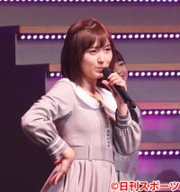 大島涼花がAKB卒業発表「1人で戦っていきたい」 - AKB48 : 日刊スポーツ