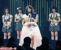 NMB藤江れいなが卒業公演「アイドル最高っ!」 - AKB48 : 日刊スポーツ