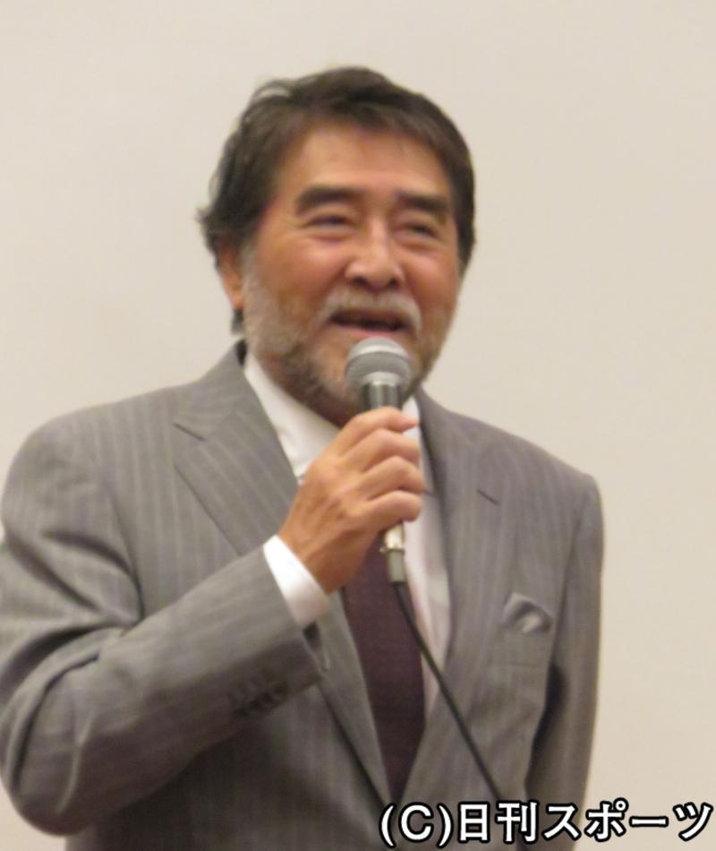 nikkansport.com @ mobile目黒祐樹、無声映画守る会で「弁士取り組みたい」