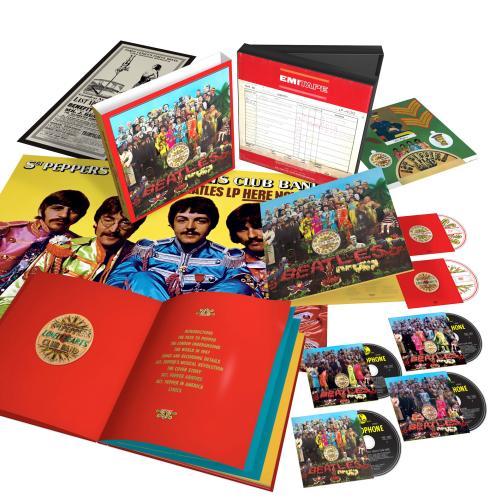 【音楽】ビートルズ名盤「サージェント―」50周年版を発売