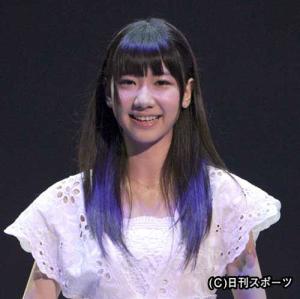 オークションサイトに盗難のステージ衣装が出品され... 衣装が出品されていた柏木由紀 AKB48