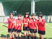 虹コン大和の初ゴールに歓喜 アイドルフットサル - 芸能 : 日刊スポーツ