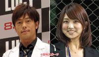 陣内智則とフジ松村未央アナ結婚へ来月30日婚姻届 - 結婚・熱愛 : 日刊スポーツ