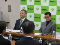 元読売アナ清水健氏の擁立「ゼロではない」日本維新 - 社会 : 日刊スポーツ