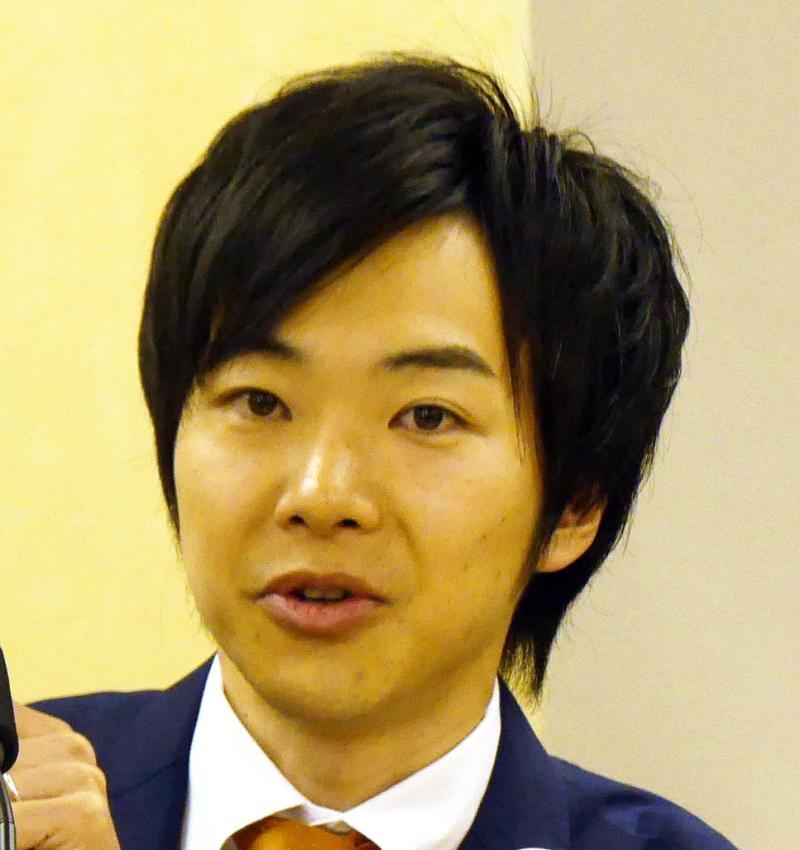 nikkansport.com @ mobile音喜多駿氏に刺殺予告、事務所当て逃げ被害も報告