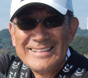 日刊釣りペン・クラブの磯マスター、鵜澤政則さん