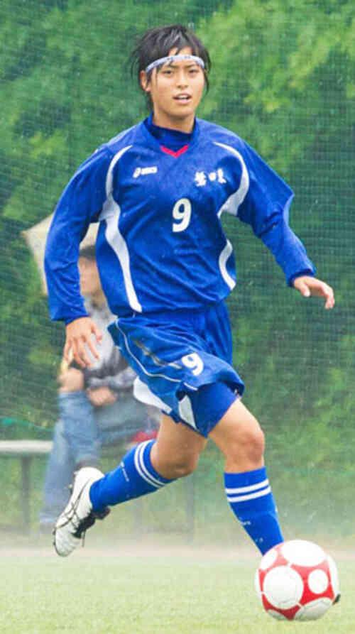 子供の頃からサッカーに夢中