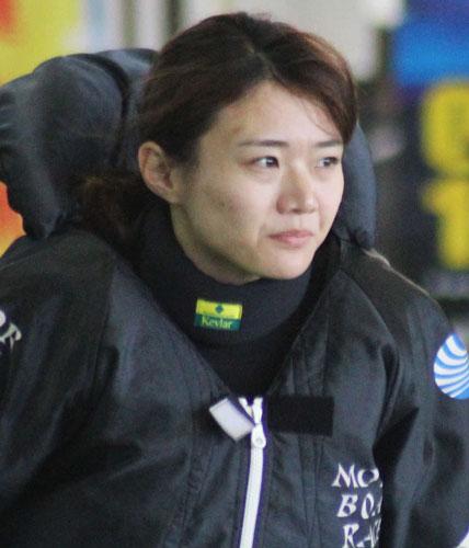 初のA1昇格を決めている深川麻奈美