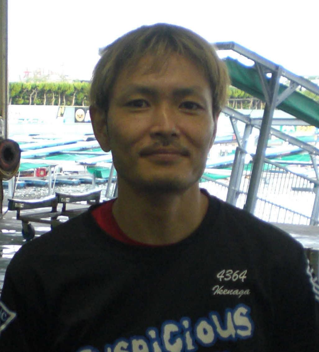今年3回目の優勝へイン速攻を狙う池永太