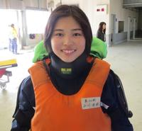 平川香織 フィギュア出身最年少17歳は将来性抜群 - ボート : 日刊スポーツ