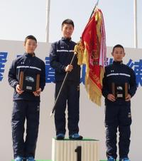原田才一郎、父・富士男譲りの走りで逆転チャンプ - ボート : 日刊スポーツ