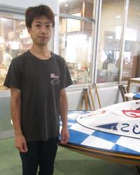 杉山裕也「好きな場所」で3日目は3号艇乗艇/児島 - ボート : 日刊スポーツ
