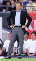 岡ちゃん会長命令ブレザー指揮/親善試合
