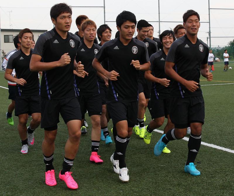 日本代表アンダー23メンバー