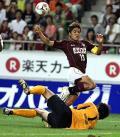神戸FW大久保8戦不発で代表へ/J1