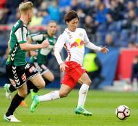 南野ザルツブルクは次節にもV4 欧州各リーグ結果 - 海外サッカー : 日刊スポーツ