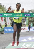 1万m世界記録のベケレが初マラソンV