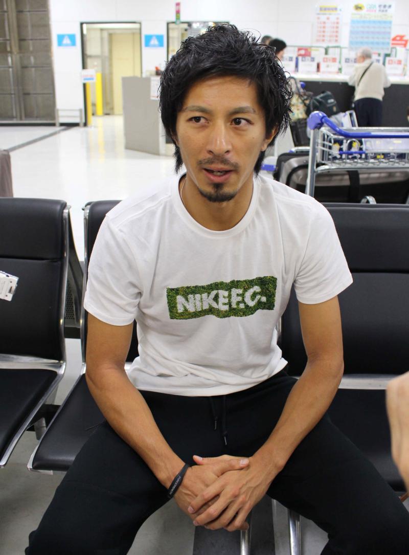 藤光謙司が自信の帰国 16歳サニブラウンに刺激 - 陸上 : 日刊スポーツ