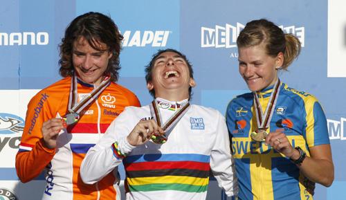自転車 2010年ロード世界選手権 ...