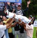 甲斐慎太郎初V、遼クン39位/男子ゴルフ