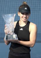 ハレプがツアー9勝目 テニス