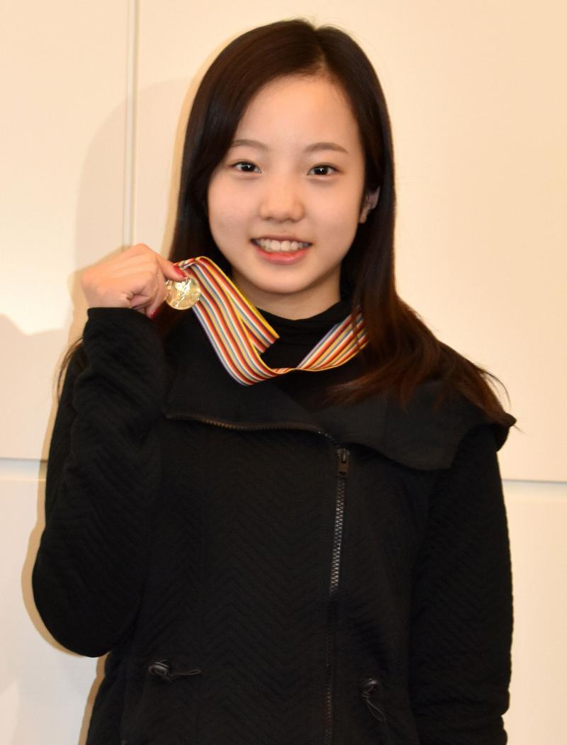 本田真凜のメダル