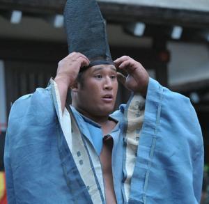大河ドラマ「平清盛」に出演した豊真将