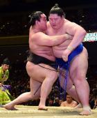 白鵬 大鵬さん命日に「いい相撲取れた」