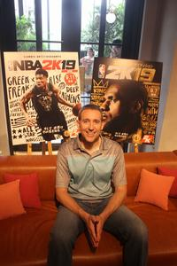 NBA公認「NBA 2K19」の発売イベント開催 - アミューズメント : 日刊スポーツ