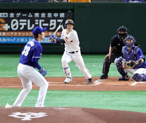 巨人松原チーム打撃の意識が生んだ三塁打/篠塚和典 - 評論家コラム ...