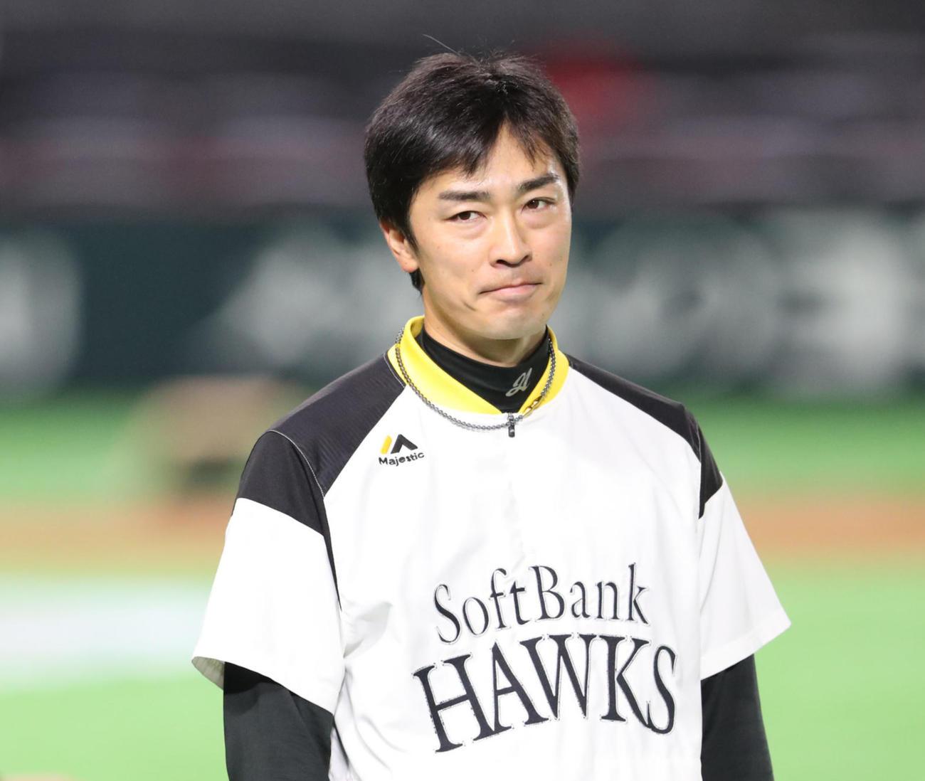 ソフトバンク和田毅(2020年3月2日)