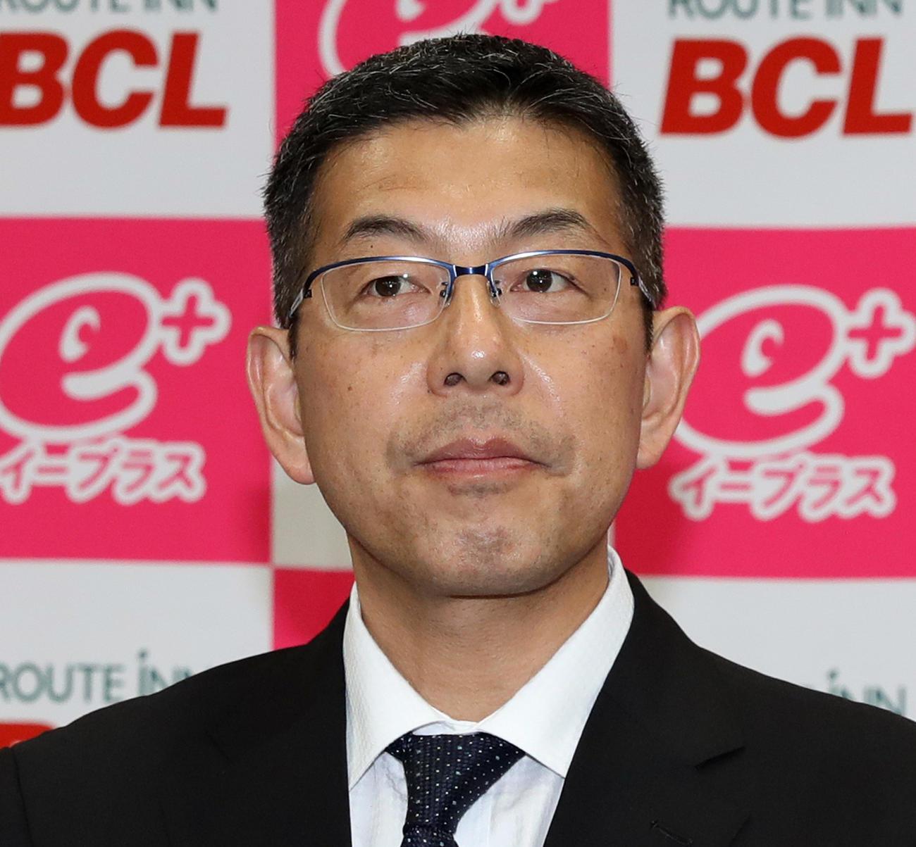 BCリーグ村山哲二代表