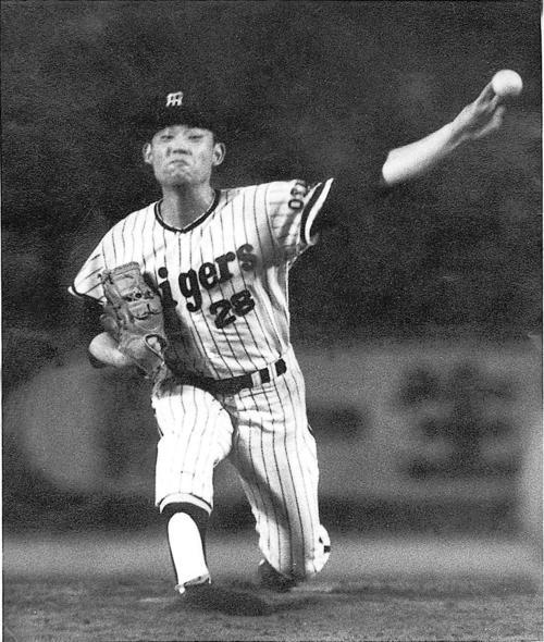 江夏豊は大院大高からドラフト1位で阪神タイガースに入団。ルーキーイヤーの1967年は42試合に登板