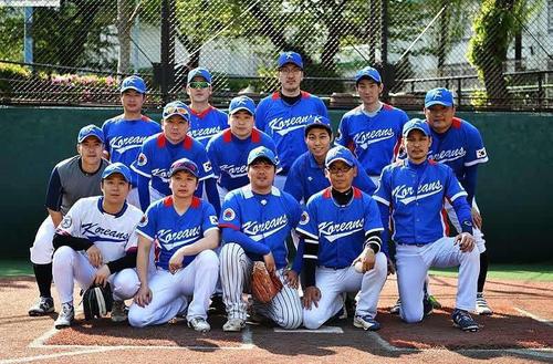 新大久保「コリアンズ」日本選手の方が詳しくなった - 野球の国から ...