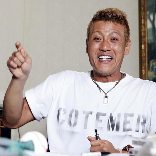 NO・1のスポーツであってほしい/新庄剛志氏1 - 野球の国から 平成野球史 - 野球コラム : 日刊スポーツ